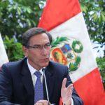 Presidente Martín Vizcarra amplía el Estado de Emergencia hasta el 12 de Abril